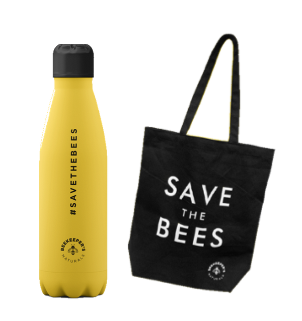 Water Bottle + Tote