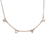 Hope Stackable Necklace (Gold & Silver)