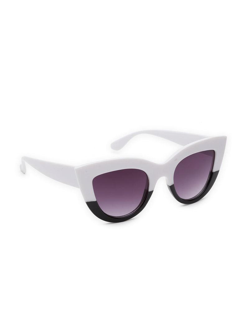 Avant-Garde Paris Retro Women Cateye Sunglasses