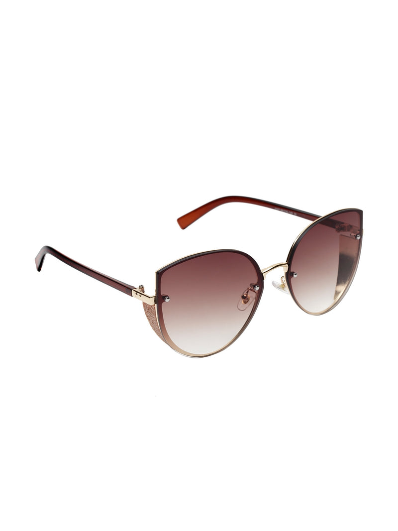 Avant-Garde Paris Women Gradient Cateye Sun Shades