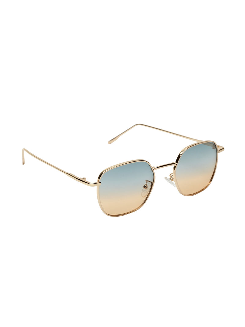 Avant-Garde Paris Trendy Beach UV400 Aviator Sunglasses