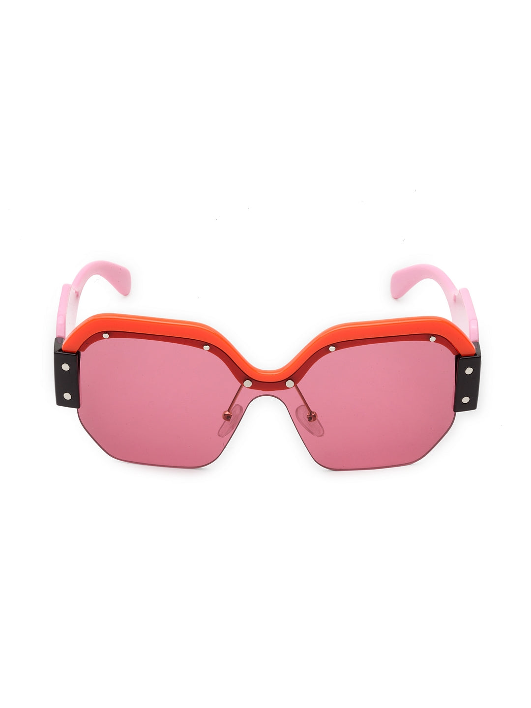 Avant-Garde Paris Hi Fashion Trendy Oversized Sunglasses