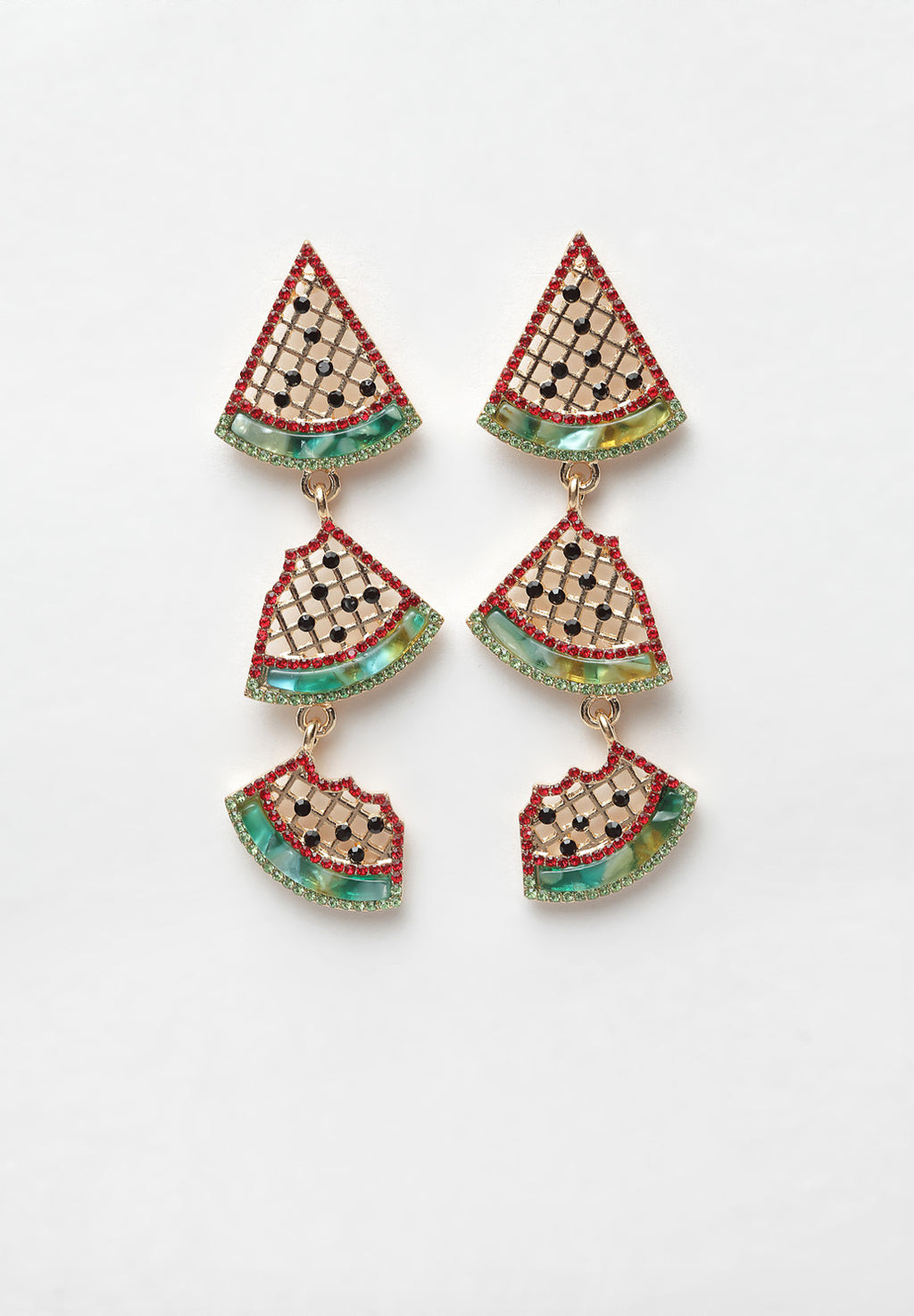 Avant-Garde Paris Fruity Quirky Earrings