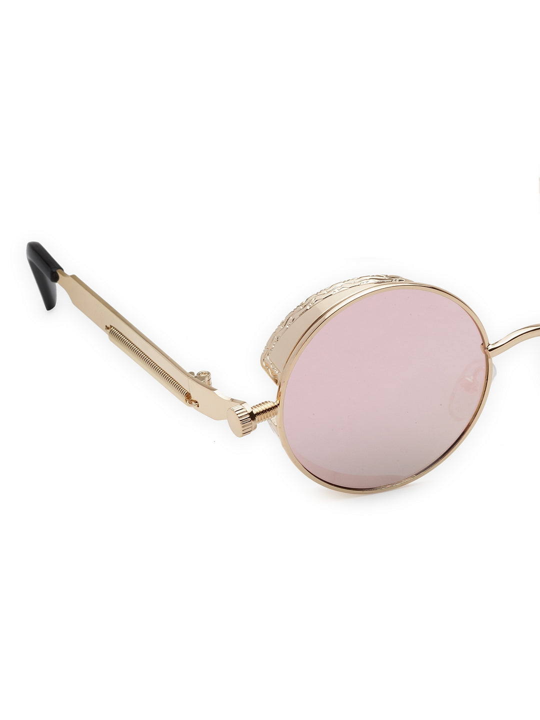 Avant-Garde Paris Vintage Twin-Beam Mirror Sunglasses