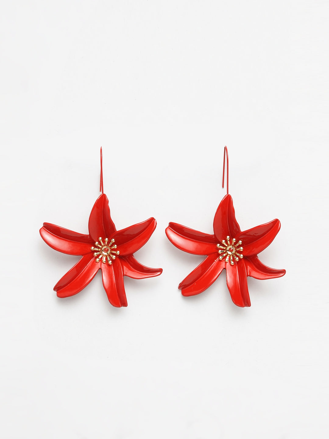 Avant-Garde Paris Gorgeous Floral Earrings