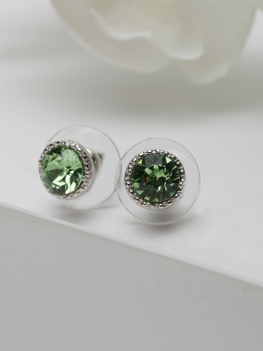 Avant-Garde Paris Crystallized with Swarovski Angelic Studs