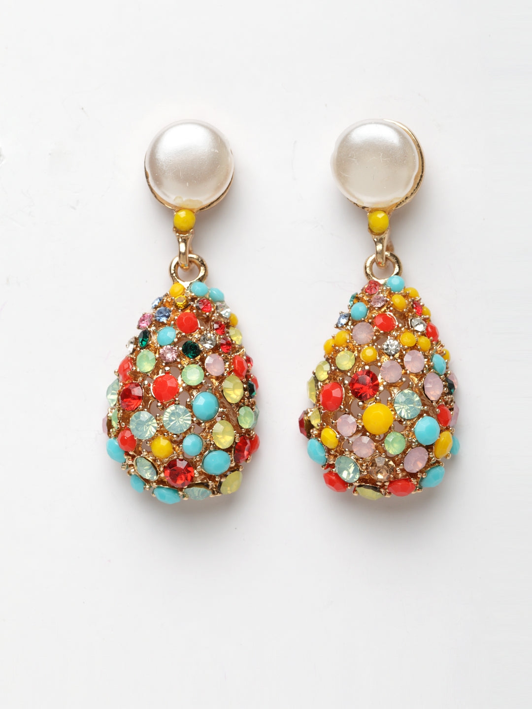 Avant-Garde Paris Pearl Drop Earrings