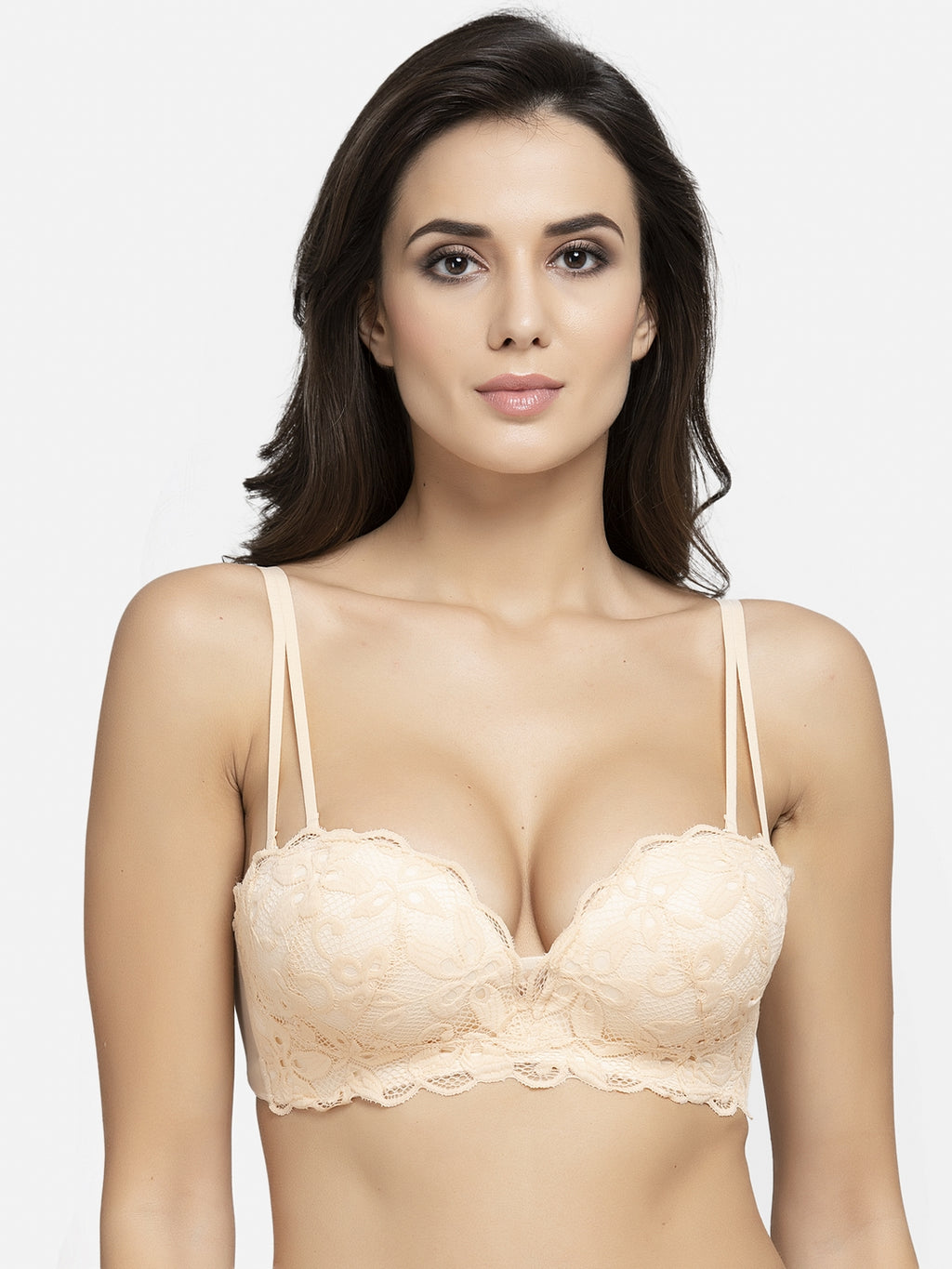 Avant-Garde Paris Heavily Padded Wirefree Push Up Bra