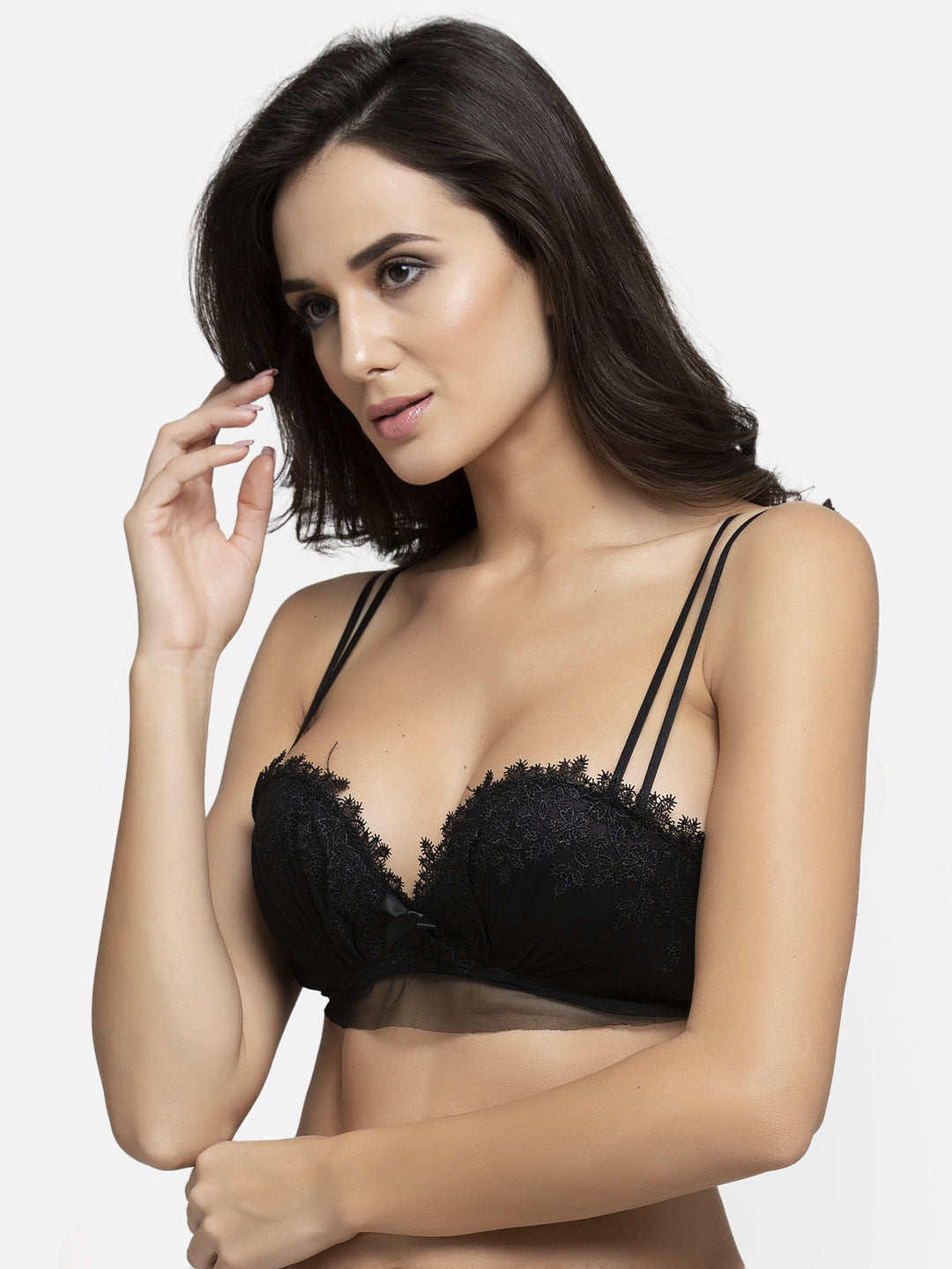 Avant-Garde Paris Lightly Padded Wirefree Push Up Bra