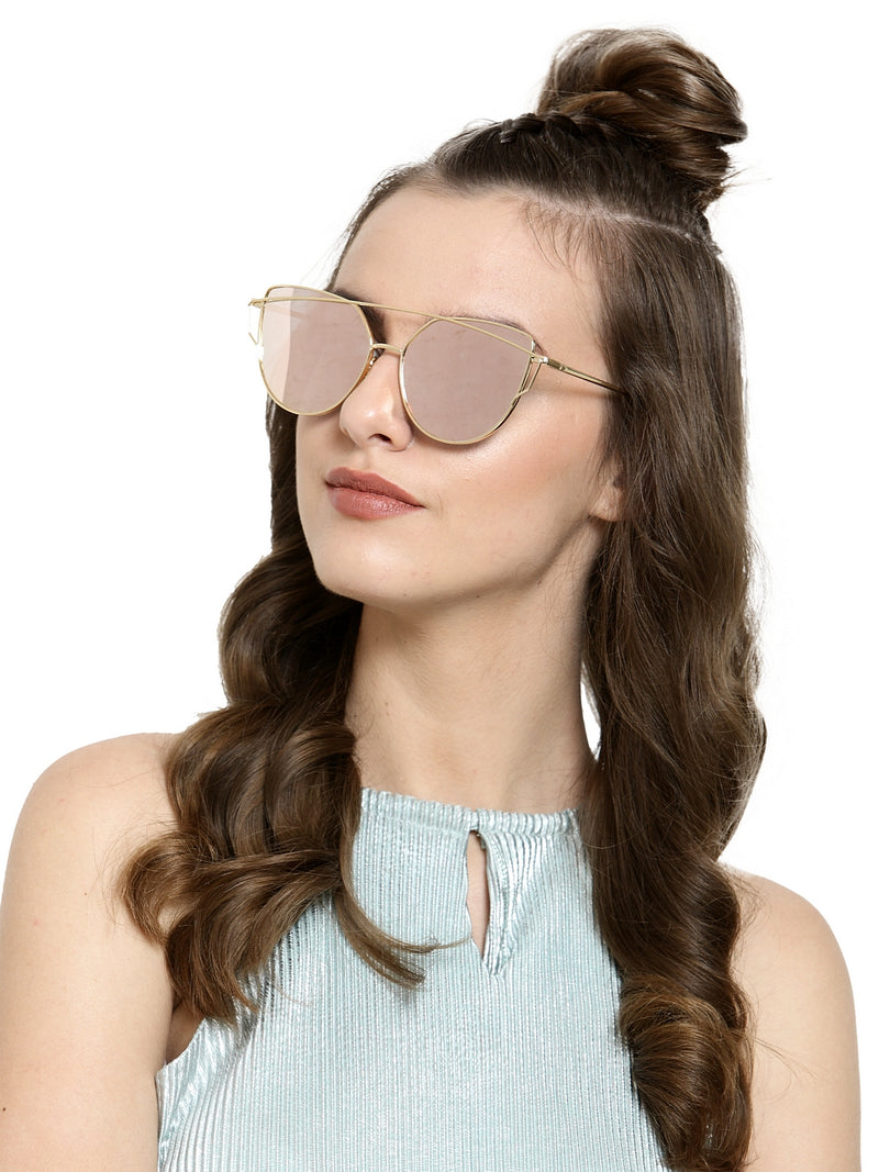 Avant-Garde Paris Cateye Women Vintage Fashion Sunglasses