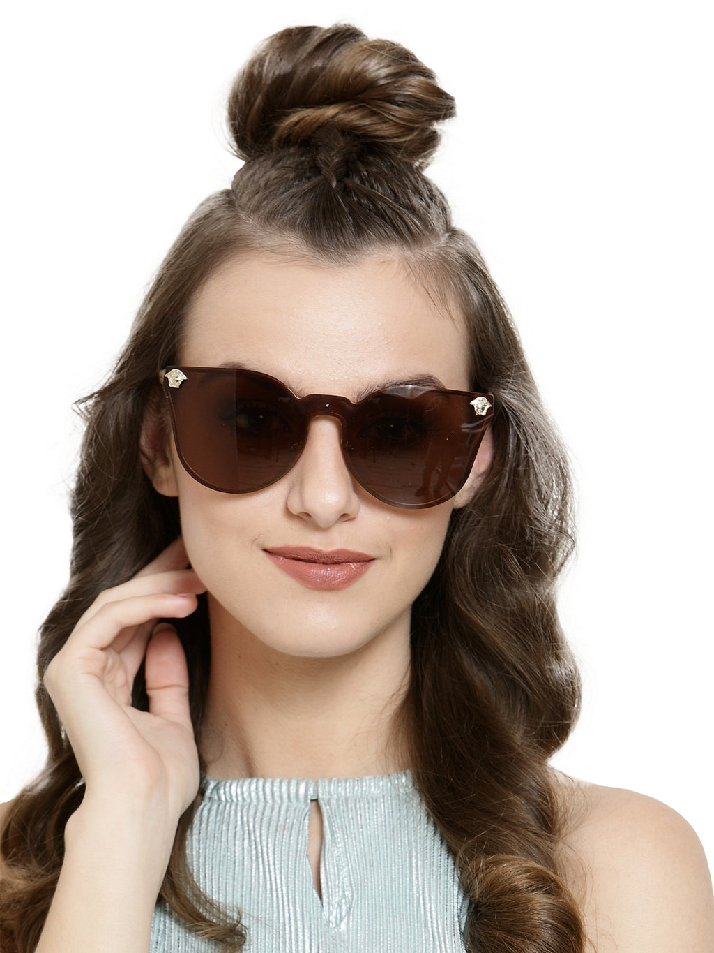Avant-Garde Paris Vintage Cateye Sunglasses
