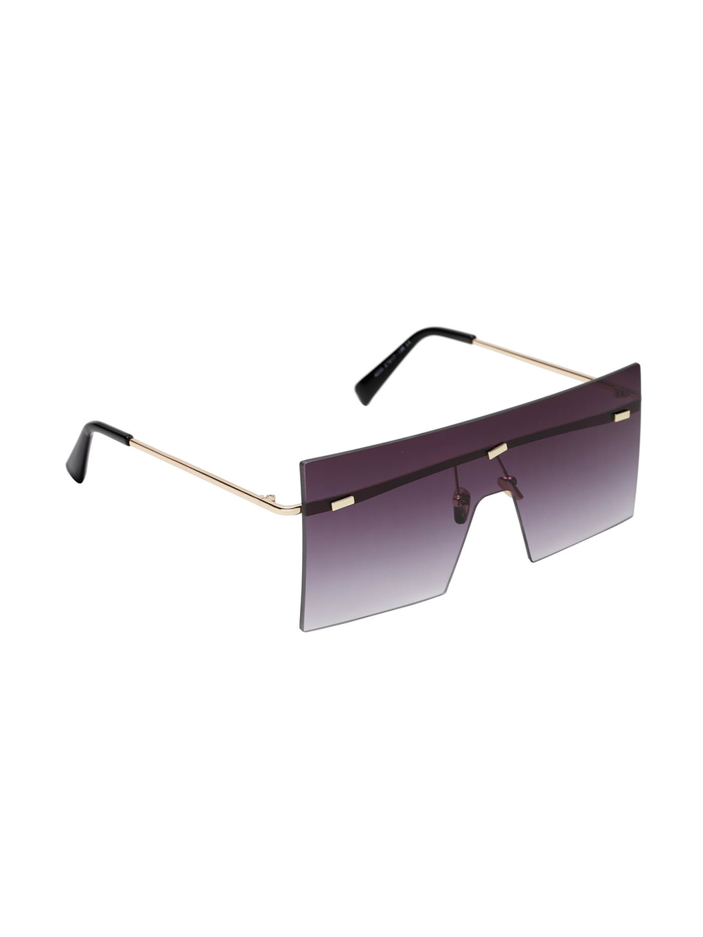Avant-Garde Paris Square Oversized Women Fashion Sunglasses