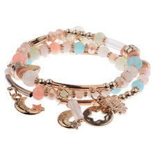 Load image into Gallery viewer, Spring Summer Fashion Women's Bracelet Set 3Pcs/Lot free shipping
