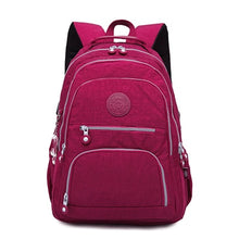 Load image into Gallery viewer, School Backpack for Teenage Girl