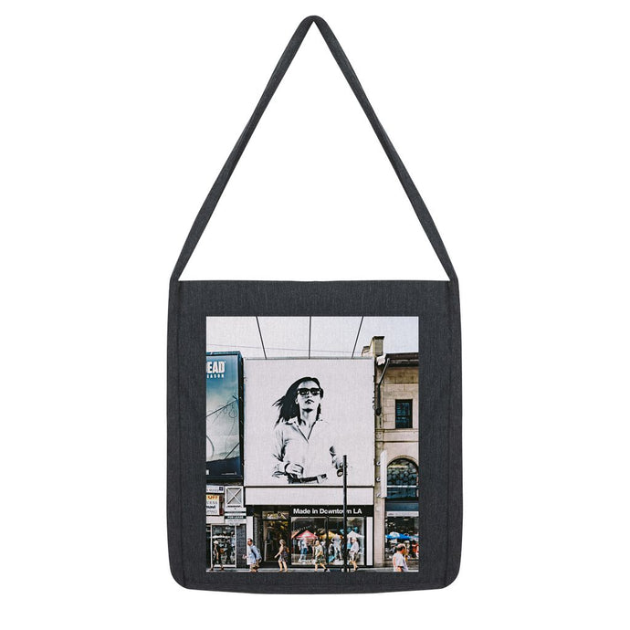 Girl in Toronto Tote Bag