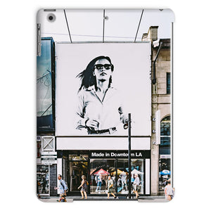 Girl in Toronto Tablet Case