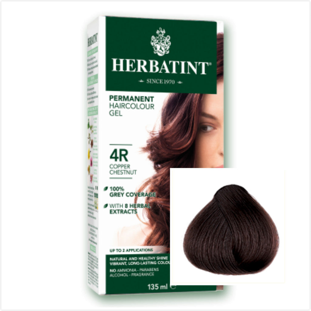 "Herbatint ""R"" Copper Series Natural Herb Based Hair Colour, 135ml"