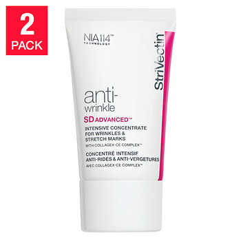 StriVectin - SD Advanced™ Intensive Concentrate for Wrinkles & Stretch Marks, 60ml*2