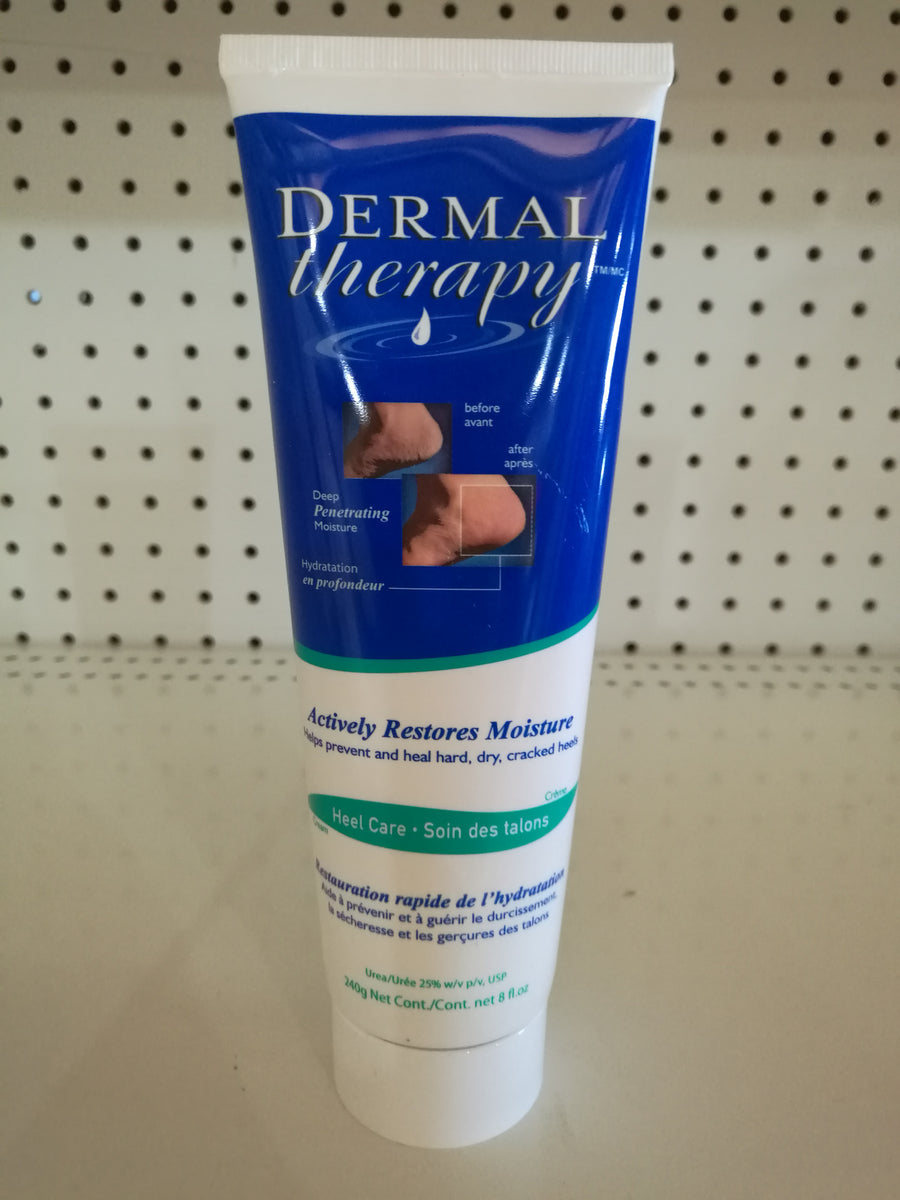 Dermal Therapy Heel Care, 240g