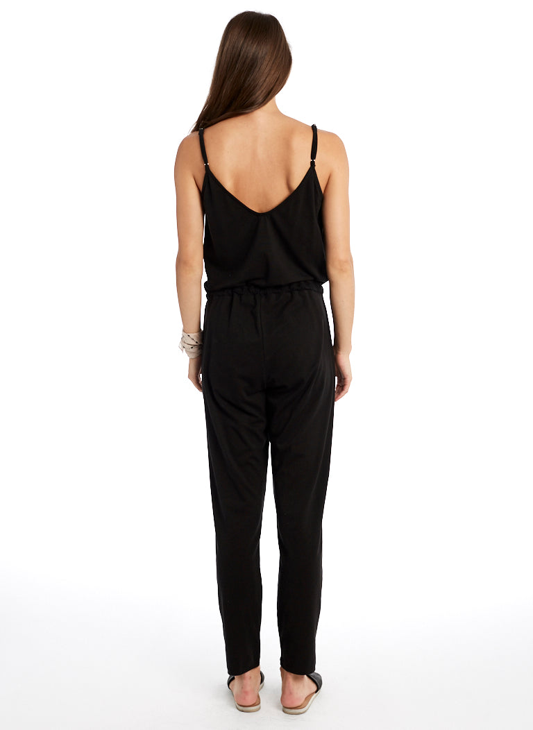 Organic Cotton Bishop Jumpsuit