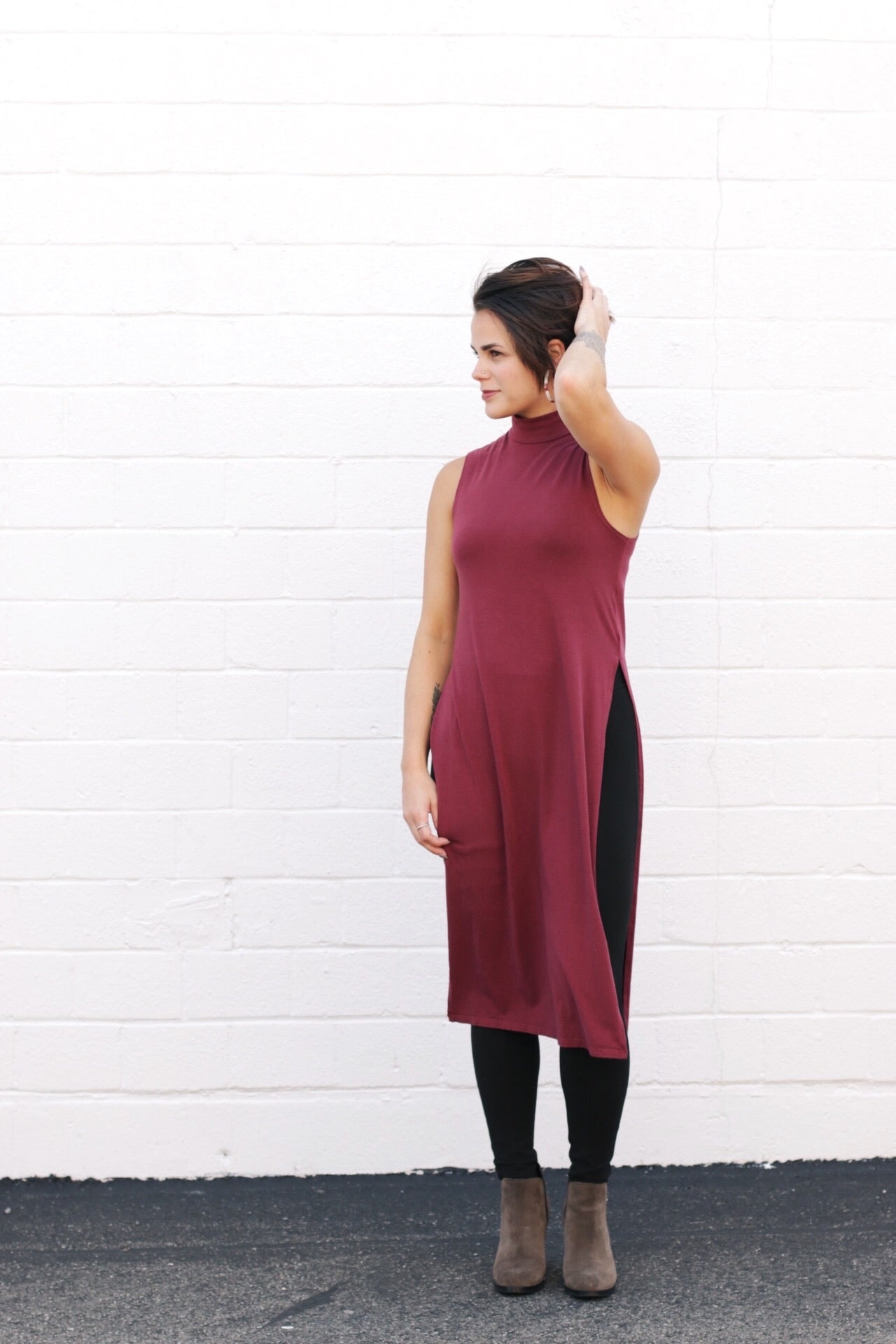 Organic Cotton Rise Tunic