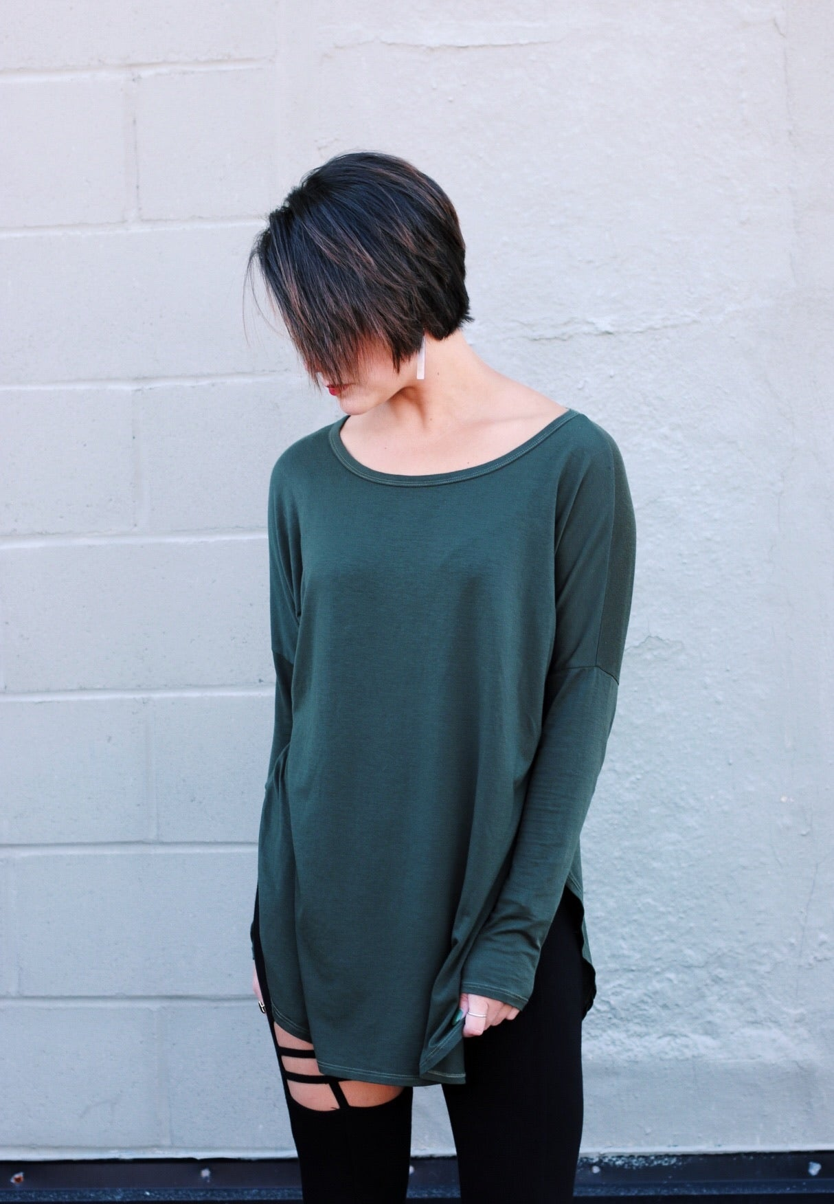Eucalyptus Karly Top