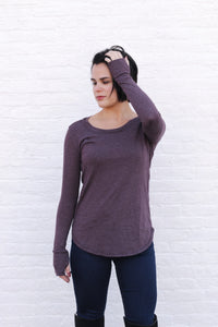 Organic Cotton Vail Top