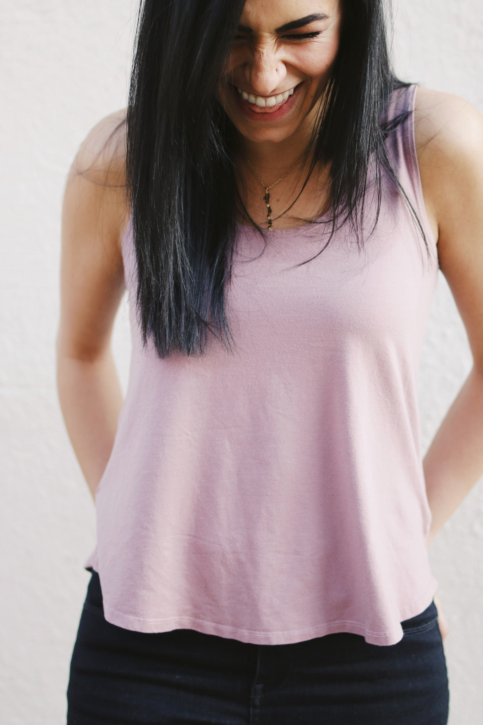 Organic Cotton Swing Tank