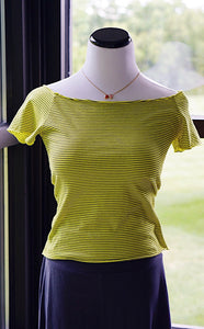 Organic Cotton Thriller Top
