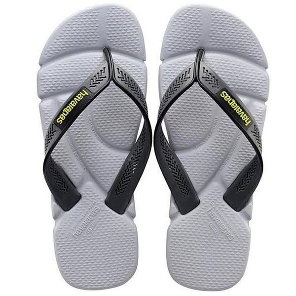 Flip Flops - Havaianas Power Men Grey Yellow