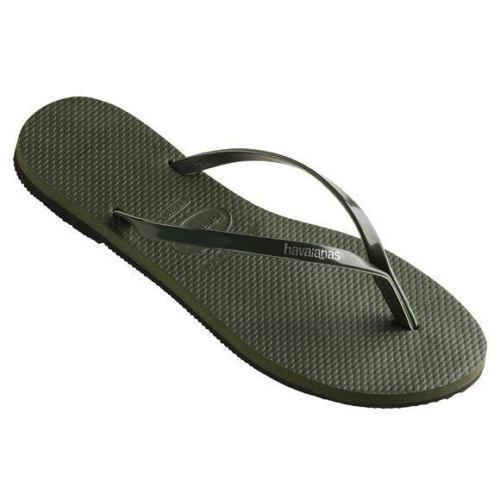 Flip Flops - Havaianas You Metallic Green Olive