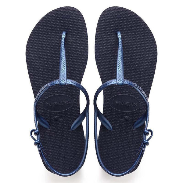 Sandals - Havaianas Freedom Navy Blue