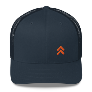 Chevron Trucker Cap - Offtrak Expeditions