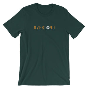 Offtrak Overland Tee - Orange Graphic - Offtrak Expeditions