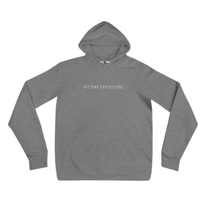 Chevron Hoodie - Offtrak Expeditions