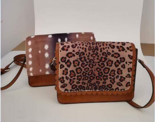 Axis Print Cross Body