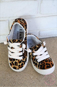 Leopard Sneakers for KIDS