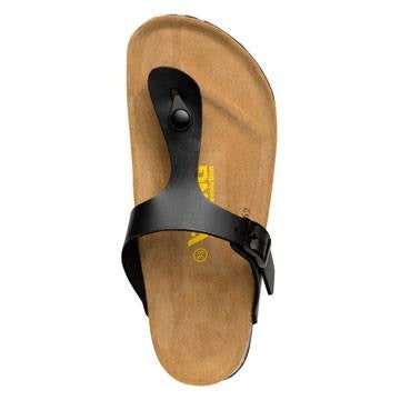 Viking Laguna Black Sandals