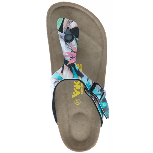 Viking Laguna Tropical Palm Sandals
