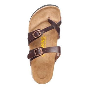 Viking Tofino Brown Sandals