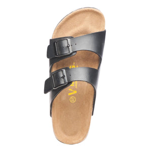 Viking Chatham Black Sandals