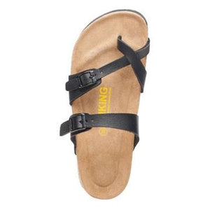 Viking Tofino Black Sandals