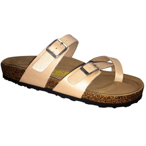 Viking Tofino Rose Gold Sandals