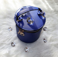 Blue Bucket Bag