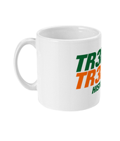 Celtic Treble Treble Mug