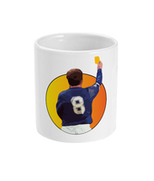 Straight in the Book Gazza Mug