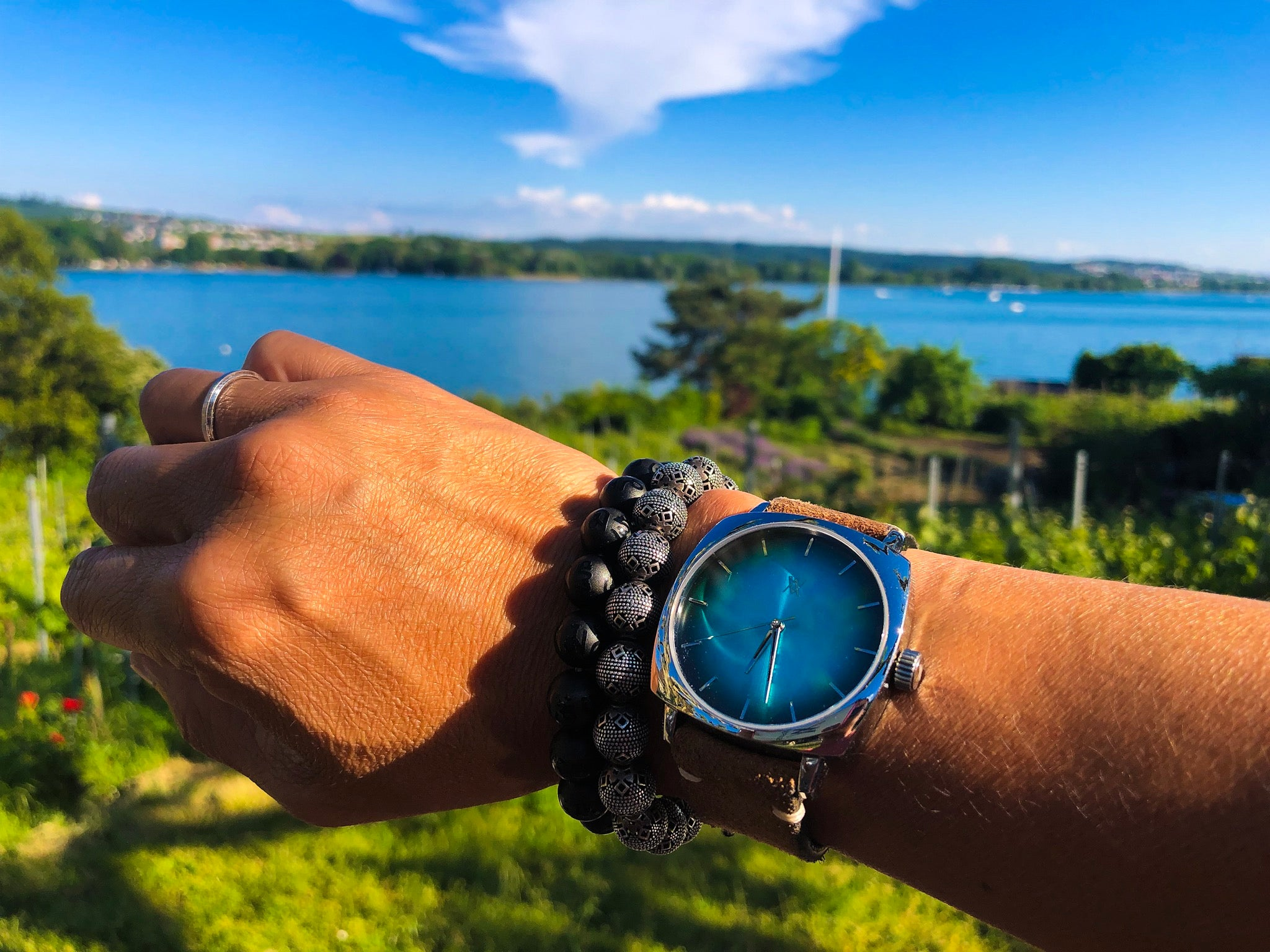 The Perfect Summer Watch? Kibble Watches Reviews Sixofour Life