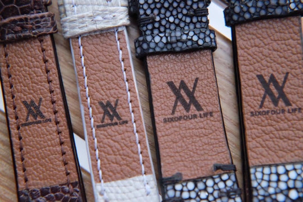Straps - Exotic Leathers