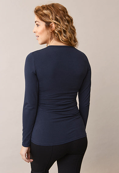 Classic Long-Sleeved Top