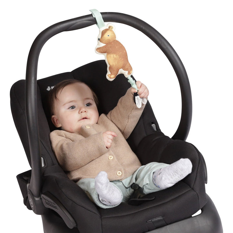 Bumble Bear Stroller Activity Toy